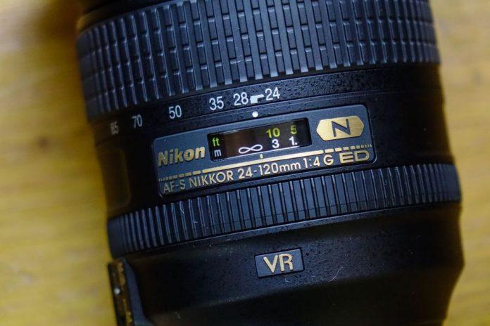 Nikon AF-S NIKKOR 24-120mm f/4G