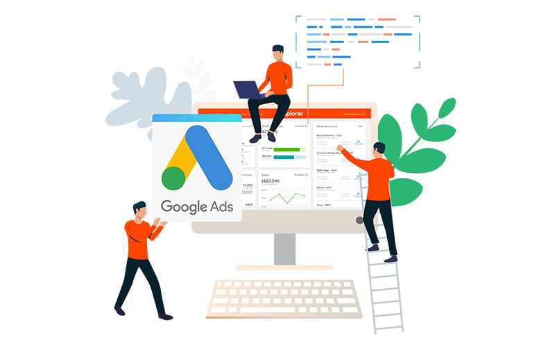 خدمات گوگل ادز