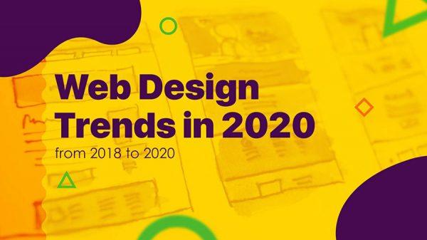 ترفندهای طراحی سایت در سال 2020